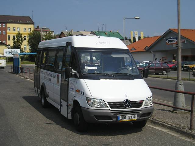 Mercedes-Benz 413 CDI Sprinter City 2H6 8334