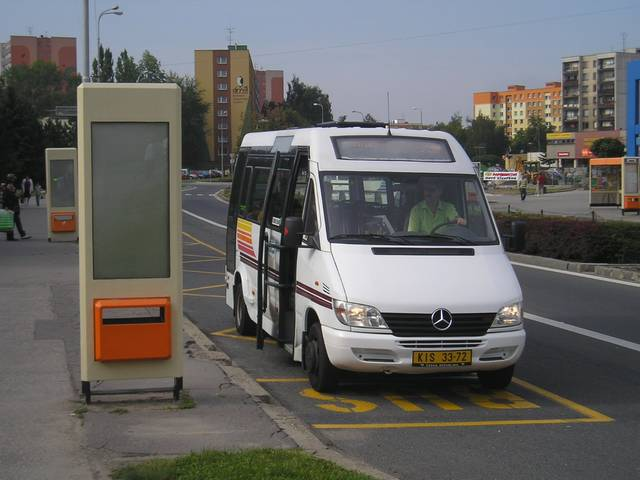 Mercedes-Benz Sprinter KIS 33-72